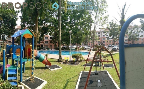 For Sale Apartment at Desa Tanjung Apartment, Bandar Puteri Puchong Freehold Semi Furnished 3R/2B 280k