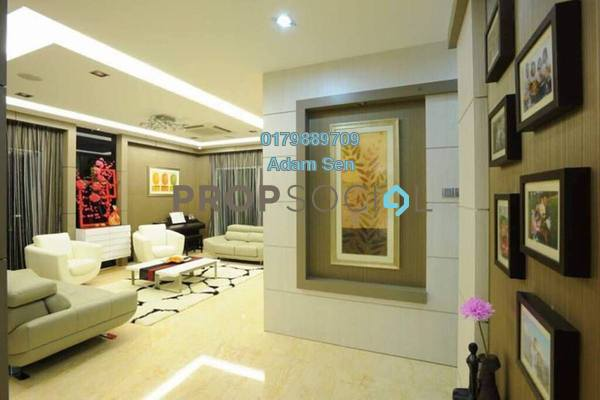 For Sale Bungalow at Setia Eco Park, Setia Alam Freehold Fully Furnished 7R/7B 6.7m
