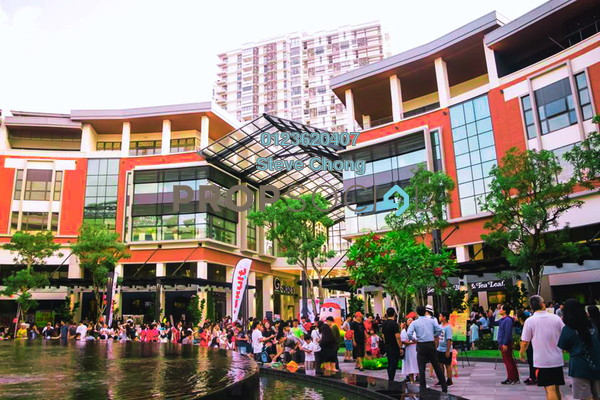 For Sale Shop at Plaza Arcadia, Desa ParkCity Freehold Unfurnished 0R/2B 5.5m