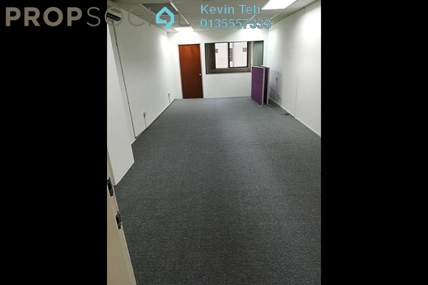 For Rent Office at Plaza Mont Kiara, Mont Kiara Freehold Semi Furnished 0R/0B 1.8k