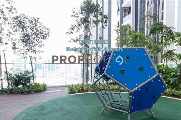 For Sale SoHo/Studio at M City, Ampang Hilir Freehold Semi Furnished 1R/1B 630k