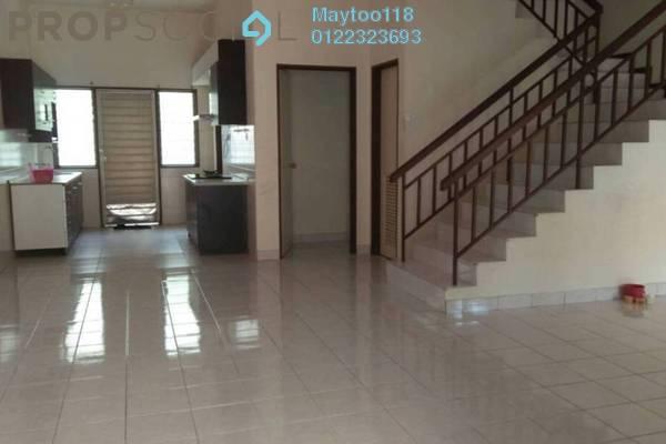 For Rent Terrace at Taman Puncak Utama, Kajang Freehold Semi Furnished 4R/3B 1.3k