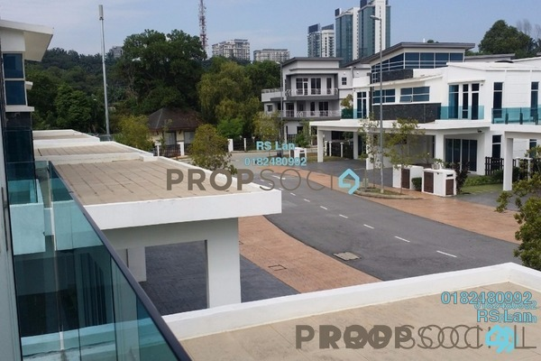 For Sale Semi-Detached at Perdana Lakeview East, Cyberjaya Freehold Semi Furnished 5R/6B 1.4m