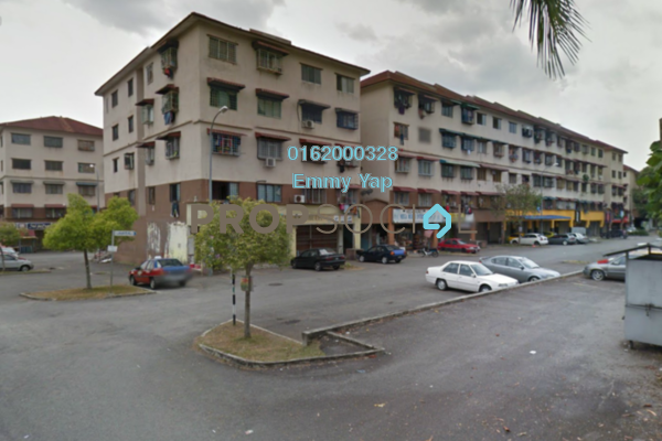 For Sale Apartment at Putra Impian Apartment, Bandar Putra Permai Freehold Unfurnished 3R/2B 228k