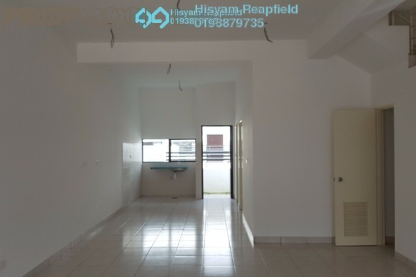 For Sale Terrace at M Residence 2, Rawang Freehold Unfurnished 4R/3B 490k