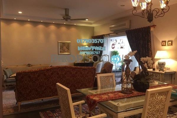 For Sale Duplex at Seri Maya, Setiawangsa Freehold Semi Furnished 4R/3B 1.1m