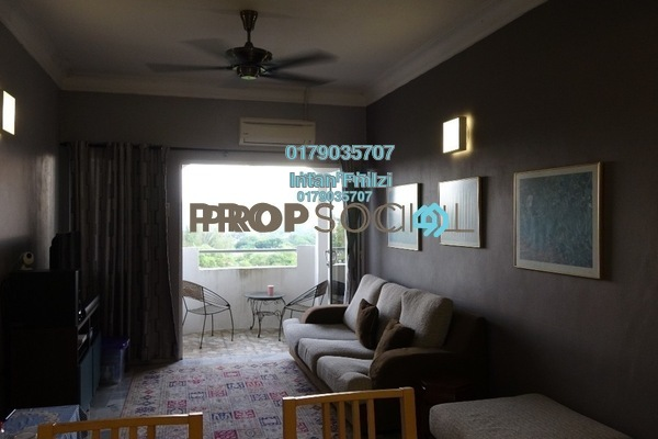 For Sale Condominium at Sri Permata, Shah Alam Freehold Semi Furnished 3R/2B 420k
