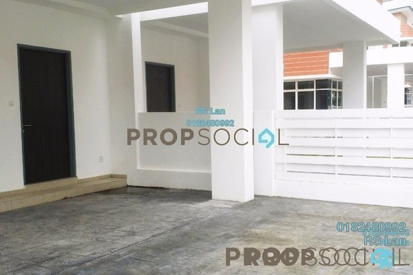 For Sale Semi-Detached at Kota Warisan, Sepang Freehold Unfurnished 5R/4B 950k