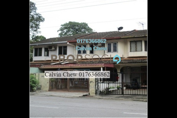 For Sale Terrace at Taman Sri Sinar, Segambut Freehold Unfurnished 0R/0B 549k