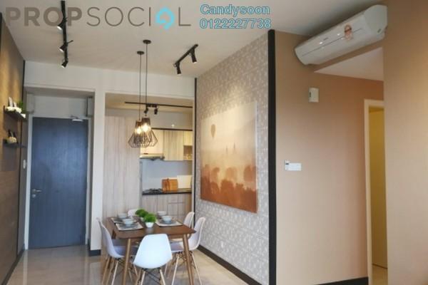 For Sale Condominium at CloudTree, Bandar Damai Perdana Freehold Semi Furnished 3R/2B 552k