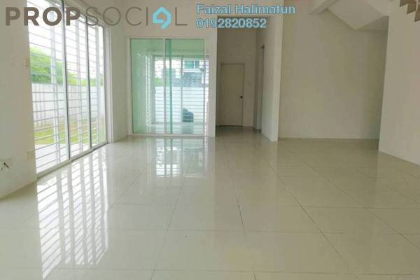 For Sale Terrace at Nadayu 92, Kajang Freehold Unfurnished 4R/3B 880k