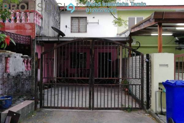 For Sale Terrace at Section 18, Shah Alam Freehold Unfurnished 2R/1B 298k