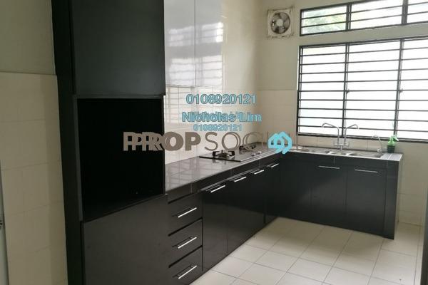 For Rent Townhouse at Park Villa, Bandar Bukit Puchong Freehold Semi Furnished 3R/2B 1.5k