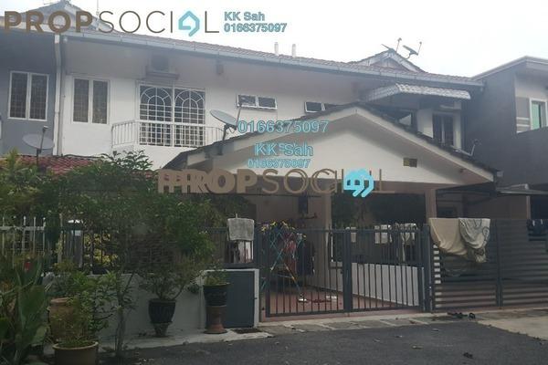 For Rent Link at Section 2, Bandar Mahkota Cheras Freehold Semi Furnished 4R/3B 1.2k