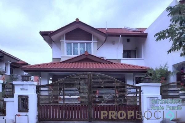 For Sale Semi-Detached at Indah Gemilang, Batu Caves Freehold Fully Furnished 5R/4B 1.29m
