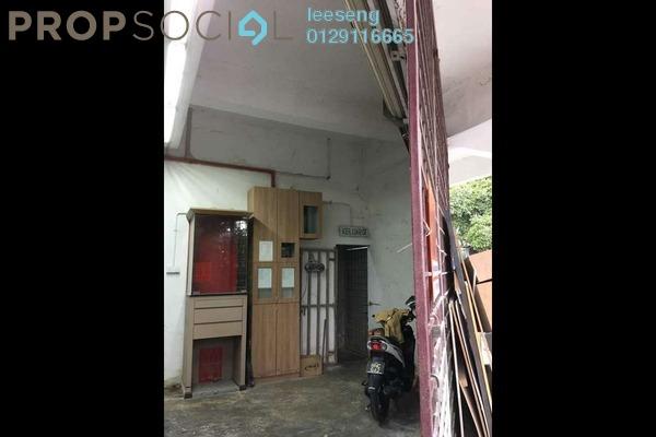 For Rent Factory at Taman Klang Jaya, Klang Freehold Unfurnished 0R/2B 3.7k