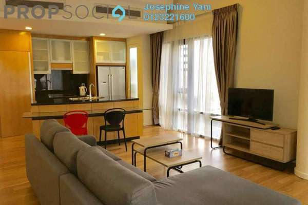 For Sale Condominium at St Mary Residences, KLCC Freehold Fully Furnished 1R/1B 1.7m