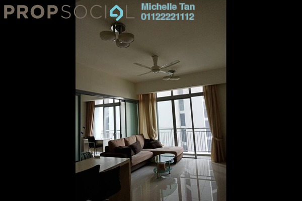 For Sale Condominium at Hampshire Residences, KLCC Freehold Fully Furnished 1R/1B 990k