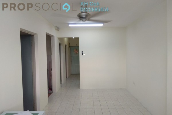 For Sale Apartment at Permai Apartment, Damansara Damai Leasehold Semi Furnished 3R/2B 177k