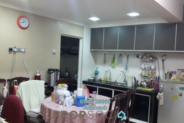 For Sale Apartment at Jinjang Utara, Jinjang Freehold Semi Furnished 3R/2B 335k