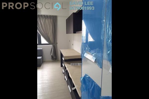 For Rent SoHo/Studio at Kelana Damansara Suite, Kelana Jaya Freehold Semi Furnished 1R/1B 1.2k