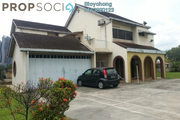 For Rent Bungalow at 1Sentul, Sentul Freehold Semi Furnished 7R/5B 6k