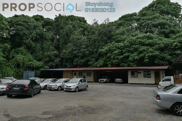 For Rent Land at Taman Connaught, Cheras Freehold Semi Furnished 2R/2B 6k