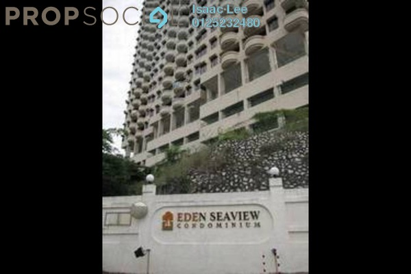 For Rent Condominium at Eden Seaview, Batu Ferringhi Freehold Fully Furnished 3R/2B 1.4k