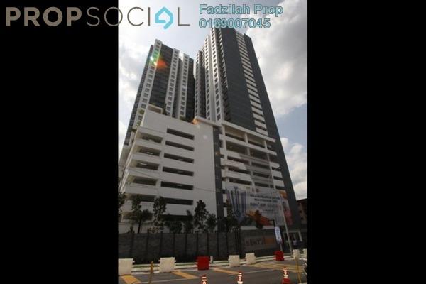 For Rent Condominium at Residensi Sentulmas, Sentul Freehold Fully Furnished 3R/2B 1.8k