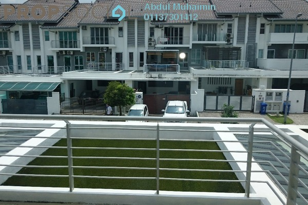 For Sale Superlink at Serissa Terrace, Denai Alam Freehold Unfurnished 4R/5B 1.6m