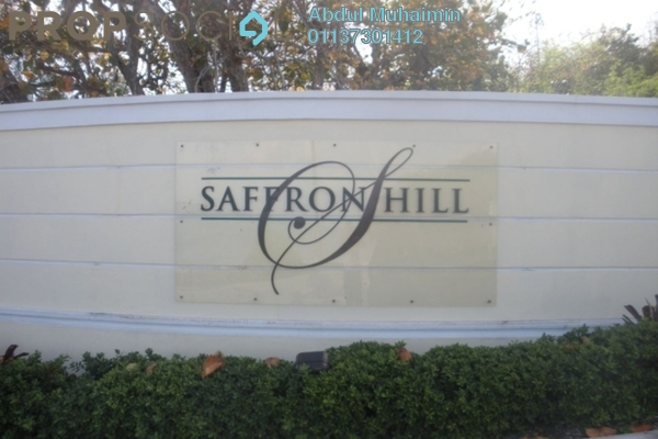 For Sale Link at Saffron Hills, Denai Alam Freehold Unfurnished 4R/3B 1m