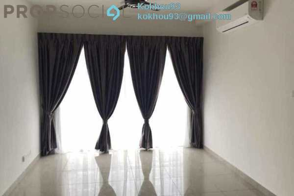 For Rent Condominium at Villa Crystal, Segambut Freehold Semi Furnished 3R/3B 2.2k