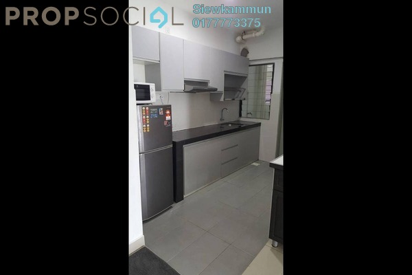 For Rent Serviced Residence at Senza Residence, Bandar Sunway Freehold Fully Furnished 3R/2B 2.4k