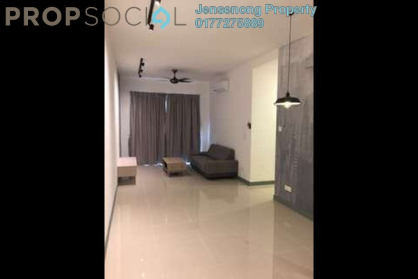 For Rent Condominium at Southbank Residence, Old Klang Road Freehold Semi Furnished 3R/3B 1.7k