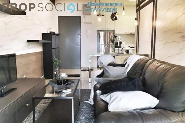For Rent Serviced Residence at Senza Residence, Bandar Sunway Freehold Fully Furnished 3R/2B 3.2k