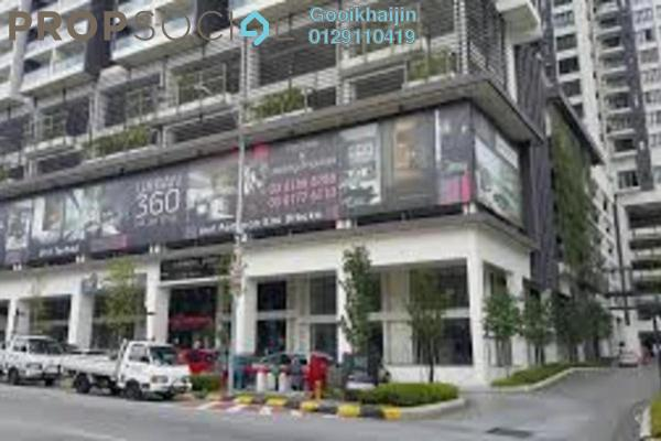For Rent Condominium at Urban 360, Gombak Freehold Fully Furnished 1R/1B 1.75k