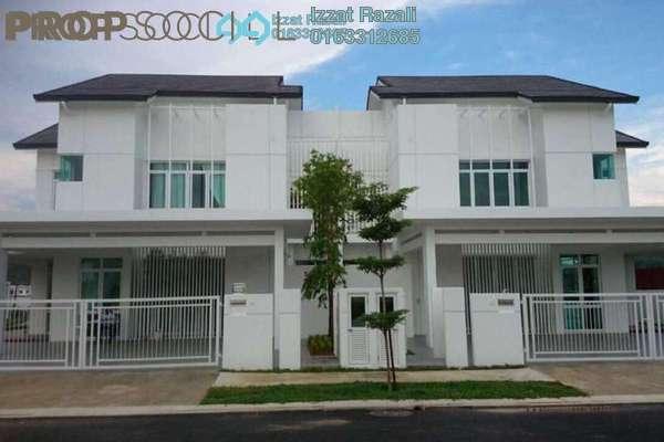 For Sale Semi-Detached at Elymus, Bandar Sri Sendayan Freehold Unfurnished 4R/6B 1.55m
