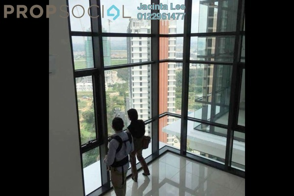 For Sale Duplex at Eclipse Residence @ Pan'gaea, Cyberjaya Freehold Semi Furnished 3R/2B 420k