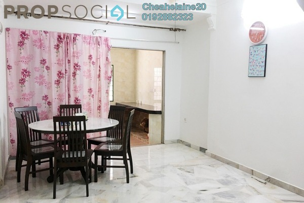 For Rent Terrace at Section 6, Kota Damansara Freehold Semi Furnished 3R/3B 2.1k