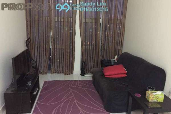 For Sale Condominium at Metropolitan Square, Damansara Perdana Freehold Unfurnished 2R/2B 490k