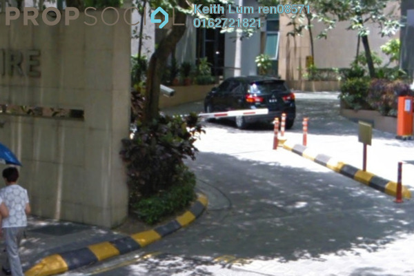 For Sale Condominium at Hampshire Residences, KLCC Freehold Fully Furnished 4R/5B 2.3m