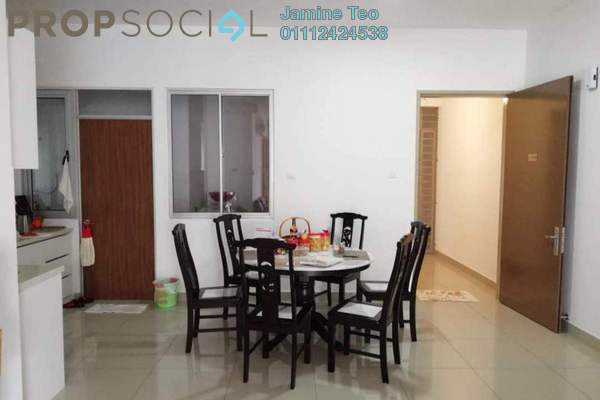 For Rent Condominium at Villa Crystal, Segambut Freehold Fully Furnished 3R/3B 2.3k