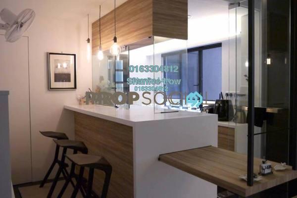 For Rent Condominium at Li Villas, Petaling Jaya Freehold Fully Furnished 1R/2B 2.3k