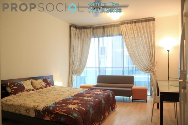 For Rent Condominium at Solaris Dutamas, Dutamas Freehold Fully Furnished 1R/1B 1.9k