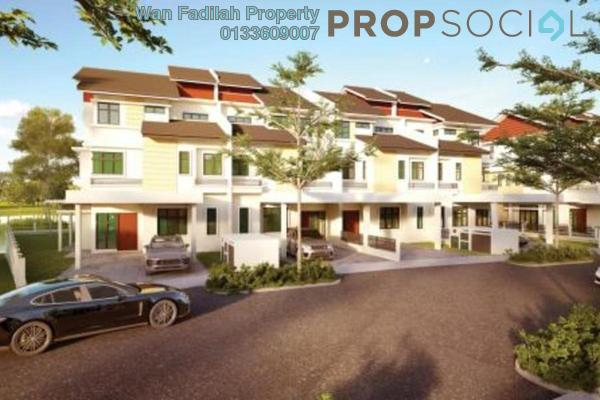 For Sale Superlink at Precinct 16, Putrajaya Freehold Unfurnished 5R/5B 1.4m