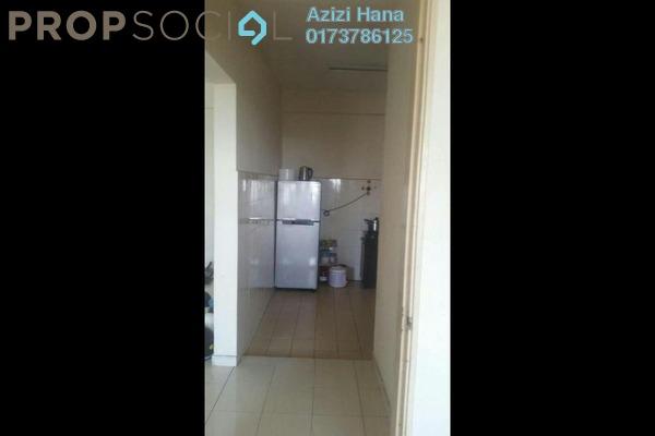 For Sale Apartment at Laguna Biru, Rawang Freehold Semi Furnished 3R/2B 195k