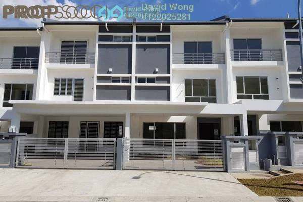 For Sale Terrace at Fairfield Residences @ Tropicana Heights, Kajang Freehold Unfurnished 6R/6B 975k