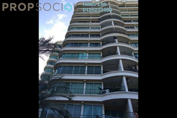 For Sale Condominium at Affina Bay, Butterworth Freehold Semi Furnished 3R/2B 380k