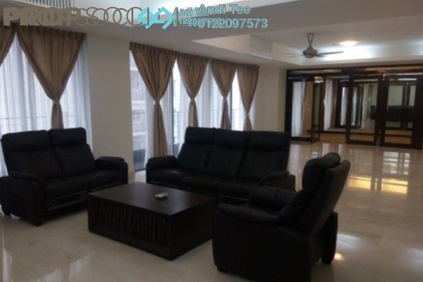 For Sale Condominium at 2 Hampshire, KLCC Freehold Fully Furnished 4R/4B 2.95m
