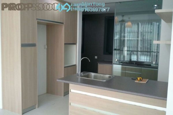 For Rent Condominium at The Capers, Sentul Freehold Semi Furnished 4R/3B 4k